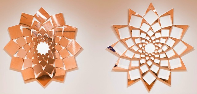 , 'Saida III: Iridescent Copper,' 2013, Leila Heller Gallery