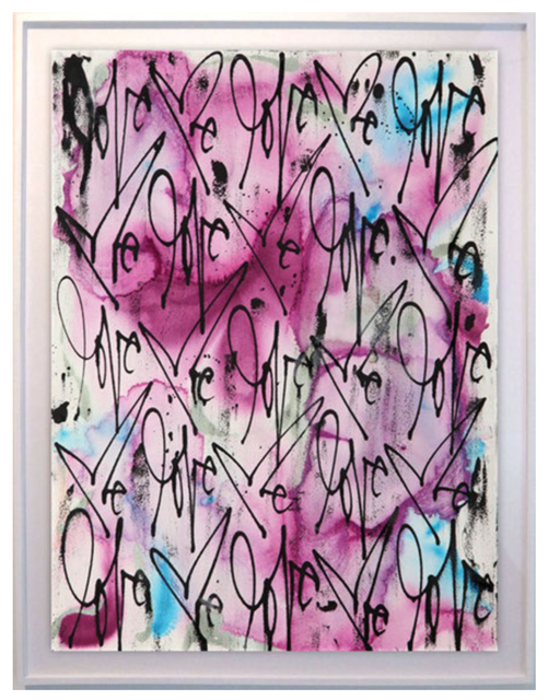 , 'LAFAYETTE LONDON V,' 2014, StolenSpace Gallery