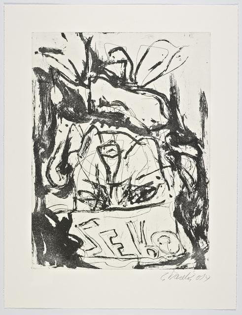, 'Farewell Bill,' 2014, Galerie Sabine Knust
