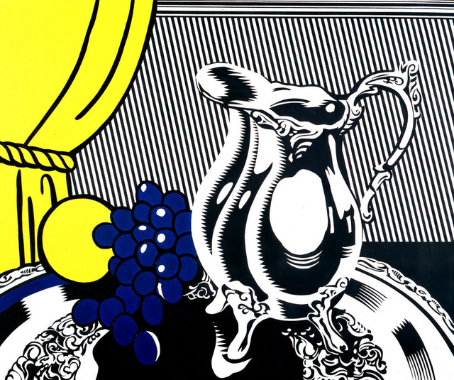 Roy Lichtenstein, 'Still Life with Silver Pitcher', 1972, Gagosian