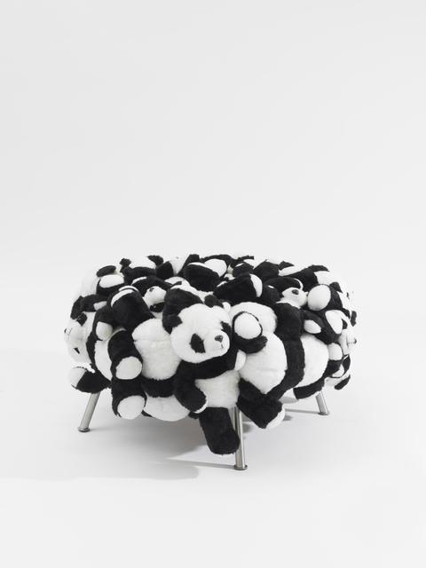 , 'Panda Puff,' 2010, Friedman Benda