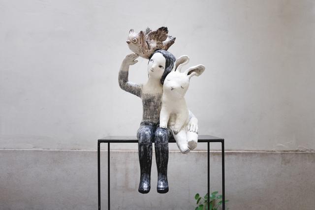 , 'Imaginary Friends,' 2018, Antonine Catzéflis