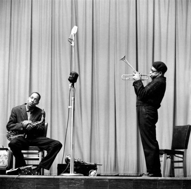 , 'Stitt & Gillespie, NYC,' 1953, Robert Mann Gallery