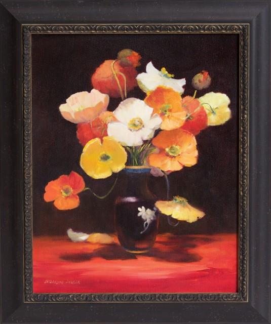 Jacqueline Fowler, ''The Cloisonne Vase'  ', 2014, Wentworth Galleries