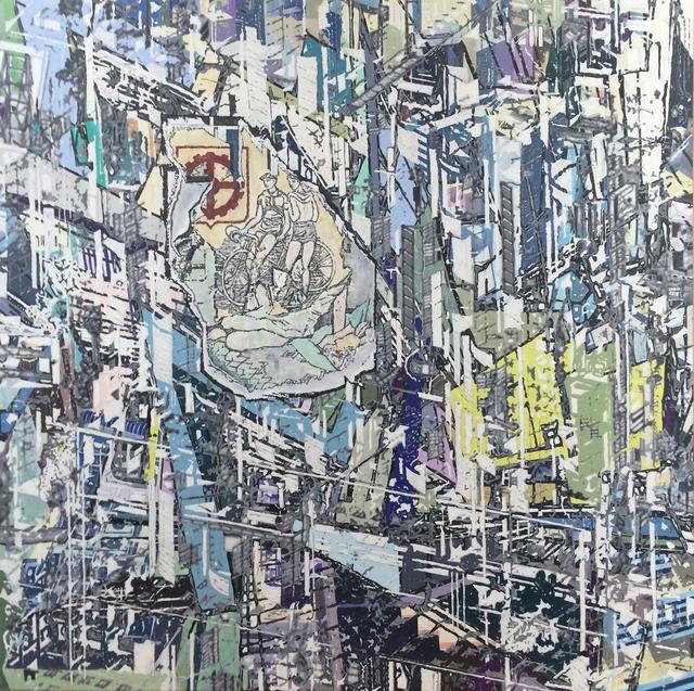 , 'Mirage City IV,' 2015, Gallery Hyundai