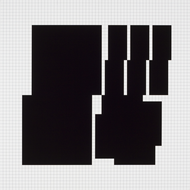 , 'koordination p3-a1   ,' 1974, VILTIN Gallery