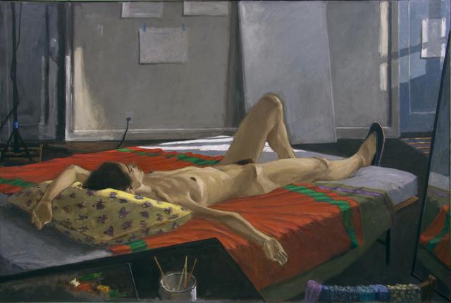 , 'IZABELLA RESTING,' , Greg Kucera Gallery