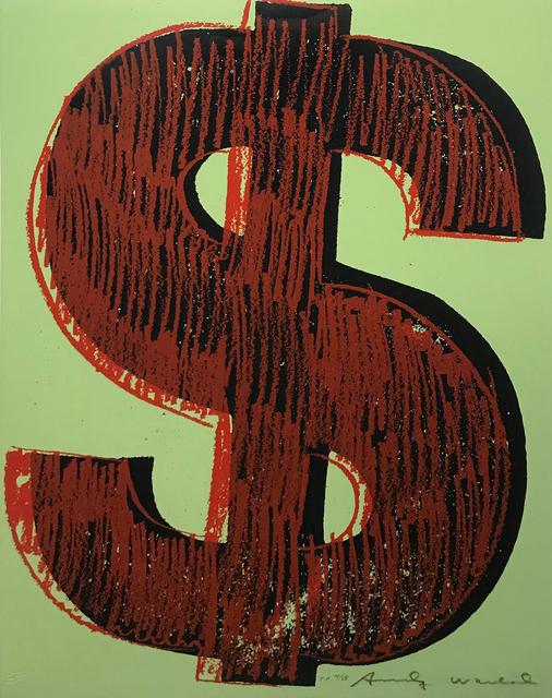 Andy Warhol, '$(1) FS II.274', 1982, Gallery Art