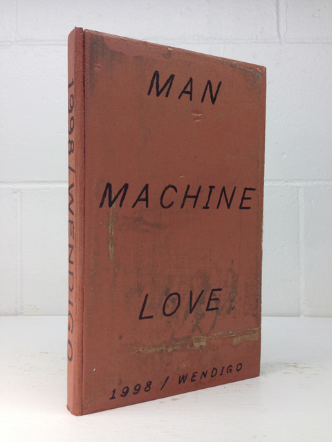 , 'Man Machine Love,' 2014, Jeff Bailey Gallery