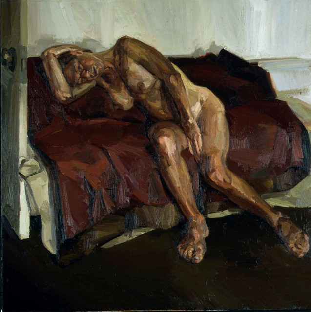 , 'Lynn in Back Bedroom,' 1994, Flowers