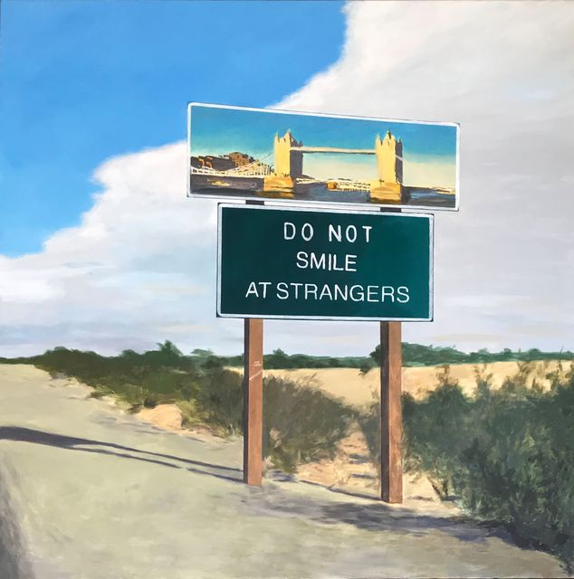 Rania Rangou, 'Don't Smile at Strangers', 2008, The Contemporary Art Modern Project