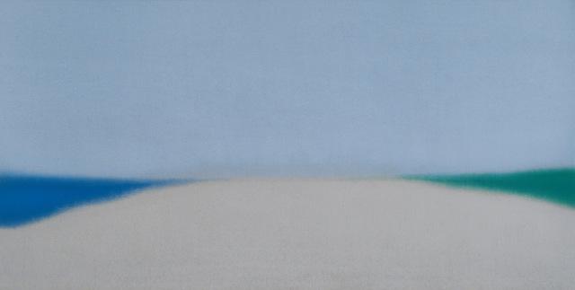 , 'Untitled (Blue Grey),' 2017, Tayloe Piggott Gallery
