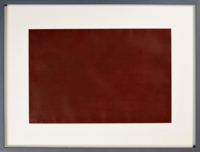NİL YALTER, 'Le Chevalier d'Eon', 1978, Galerist