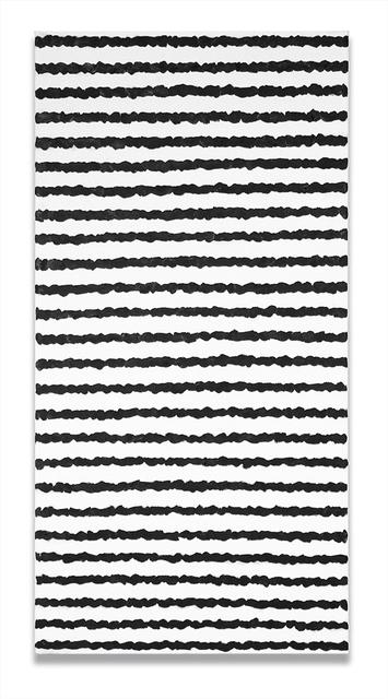 , 'Thick White,' 2008, Harper's Books