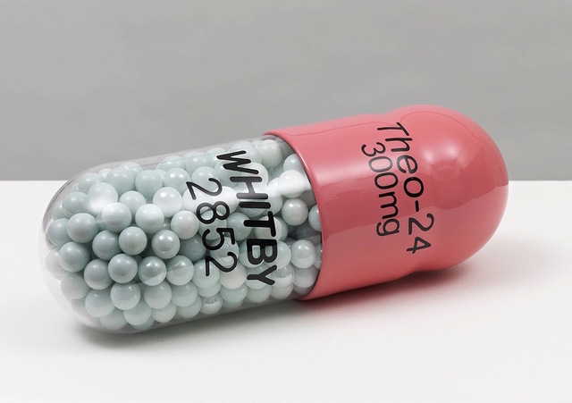 Damien Hirst, 'Theo-24 300mg WHITBY 2852', 2014, Galería RGR