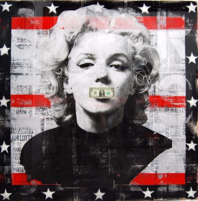 , 'Marilyn,' 2017, Artspace Warehouse