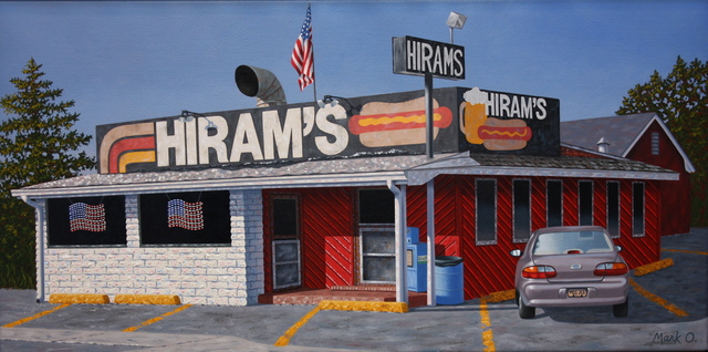 , 'Hirams,' , Plus One Gallery