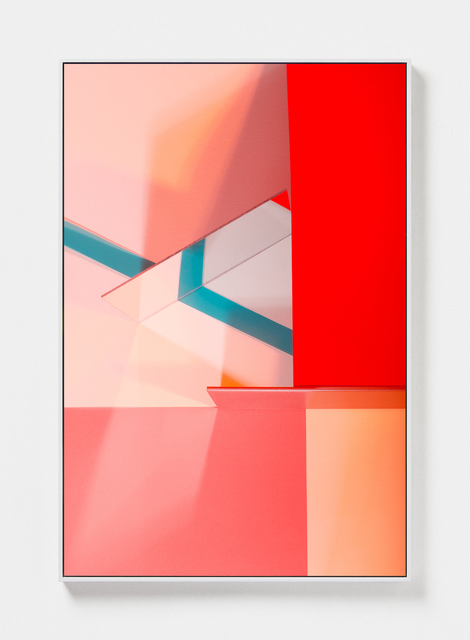 , 'Red Point,' 2019, ARC ONE Gallery