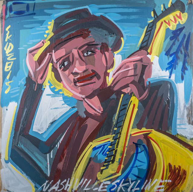, 'Bob Dylan - Nashville Skyline,' 2015, Subliminal Projects