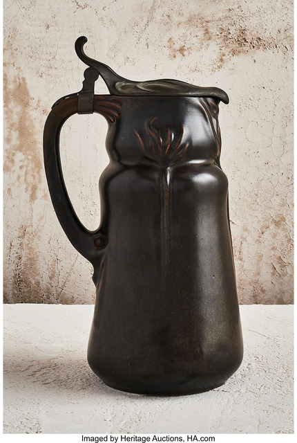 Walter Magnussen, 'Covered Tankard', circa 1900, Heritage Auctions
