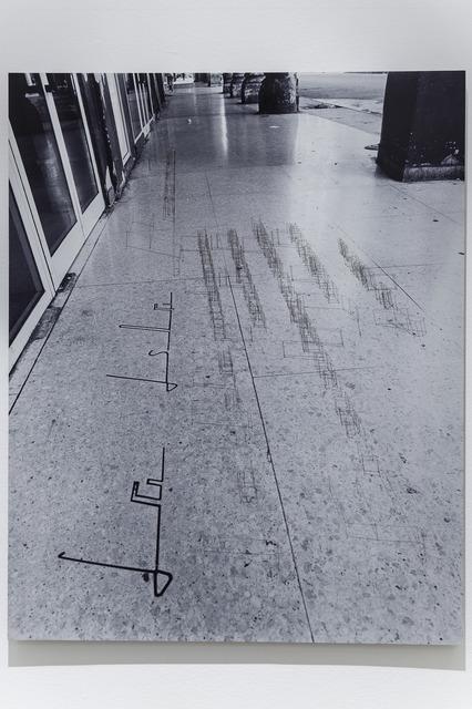 , 'Sin Tìtulo (Frases/La Isla),' 2009, Galleria Continua