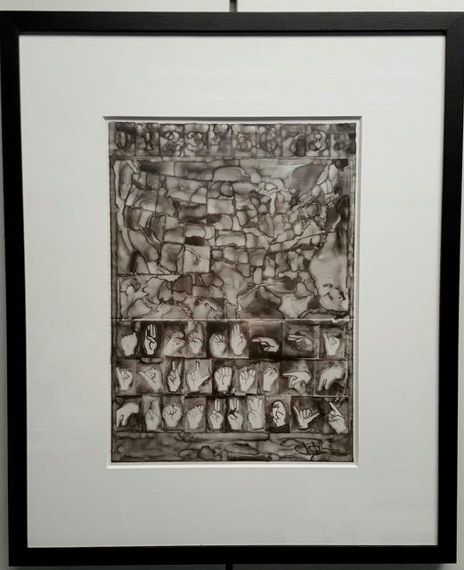 Jasper Johns, 'A.i.A.', 2013, Print, Digital offset lithograph on vellum, artrepublic