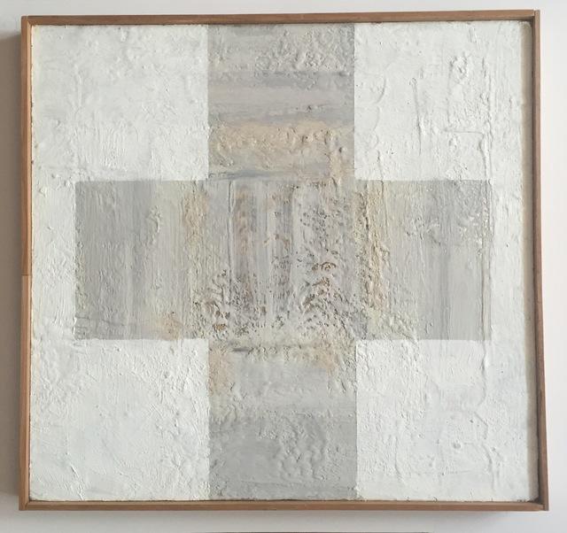 , 'Form No. 21 (white leaf),' 2017-2019, Amos Eno Gallery