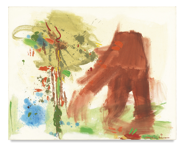, 'The Old and the Becoming,' 1961, Miles McEnery Gallery