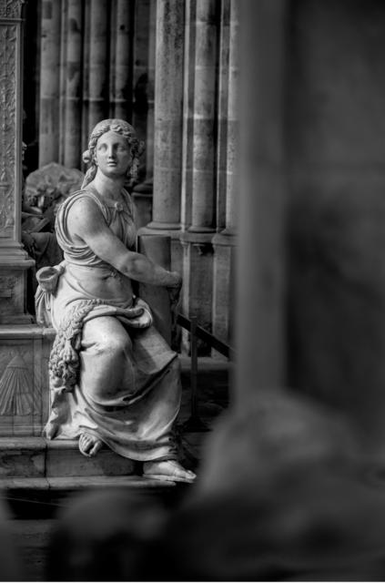 , 'Ange - Tombeau de Henri ll et de Catherine de Médicis (046),' 2014, Galerie Galea