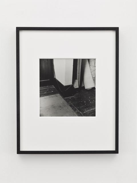 , 'P.W.- No.35,' 1974, Simon Lee Gallery
