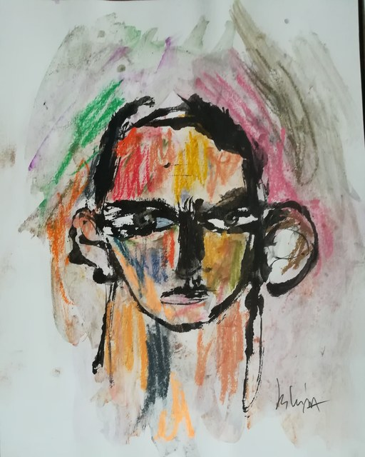 , 'J'ecoute,' 2017, Maison Depoivre
