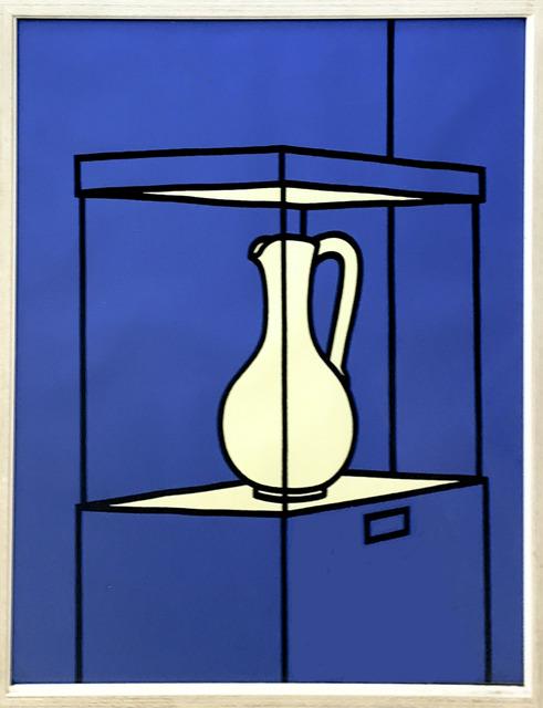 , 'Vase on Display,' 1971, Fairhead Fine Art Limited