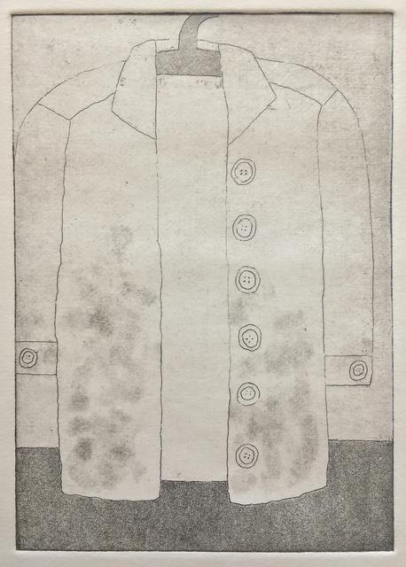 , 'Painter's coat,' 2018, Galerie Ariane C-Y
