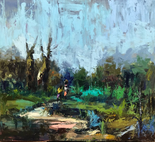 , 'Farm Way,' 2018, Nicholas Roman Fine Art