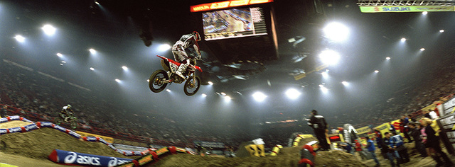 , 'Paris-Bercy Supercross, Paris, France, 2007,' 2007, Anastasia Photo