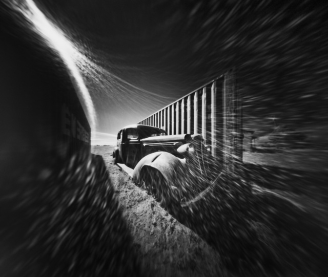 , 'Estancia Car,' , Modernist Frontier