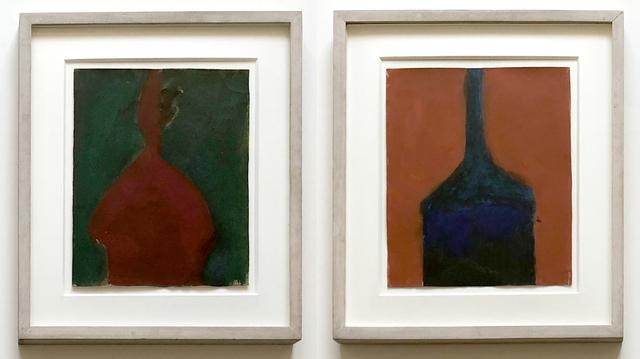 , 'The Paint Brush and Violin,' 1987, Joseph K. Levene Fine Art, Ltd.