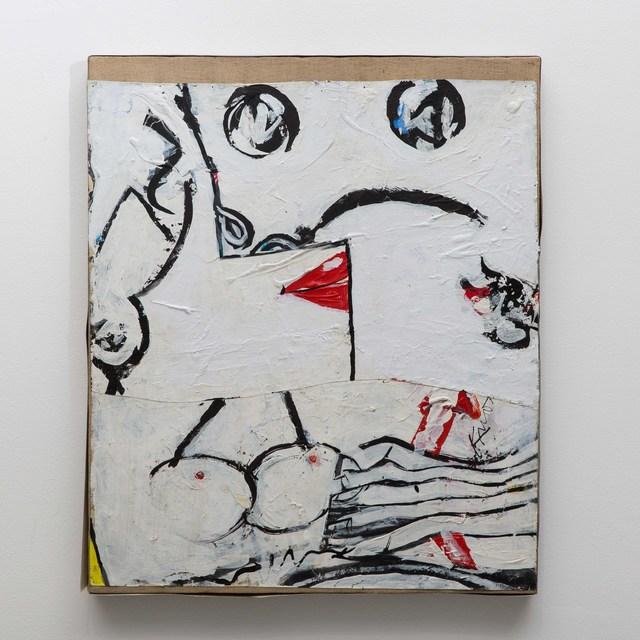 , 'Knox Martin, Woman Amused III, USA, 2001,' 2001, Todd Merrill Studio