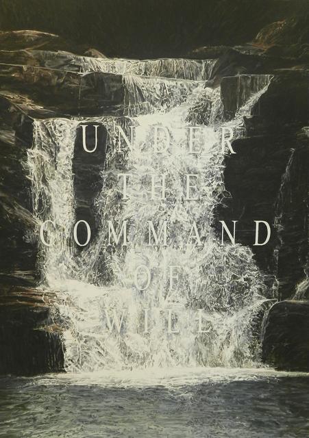 , 'Command,' 2016, 3 Punts Galeria