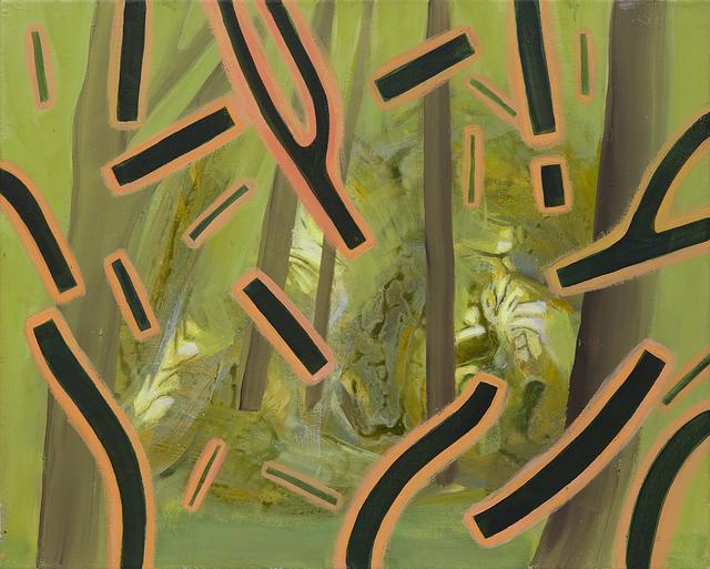 Jennifer Coates, 'Branching', 2018, Freight + Volume