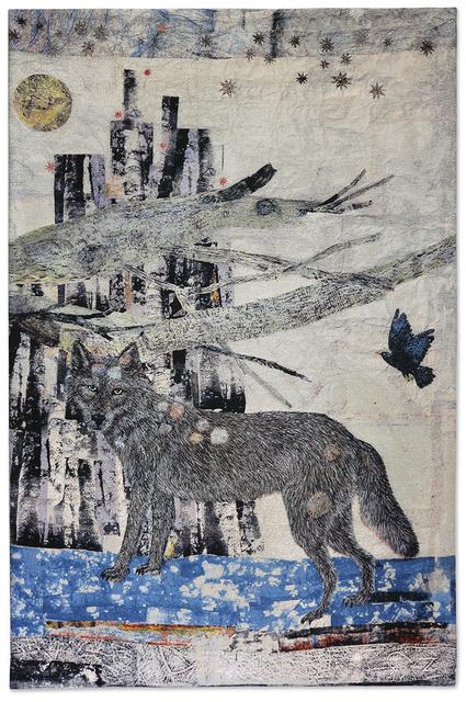 Kiki Smith, 'Cathedral (Wolf)', 2013, Timothy Taylor