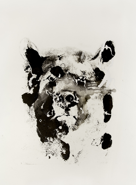 , 'Bear II,' 2014, Flowers