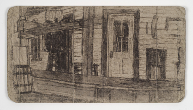 , 'Untitled (porch and door),' n.d, Adams and Ollman