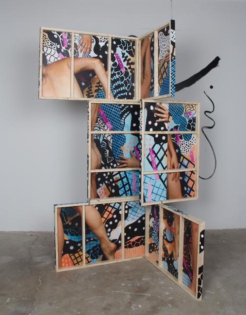 , 'Untitled Figurative Sculpture,' 2017, Ochi Projects