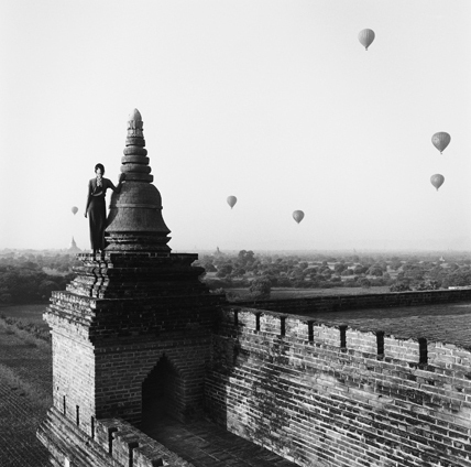 , 'Observance, Burma,' 2011-printed 2012, Scott Nichols Gallery