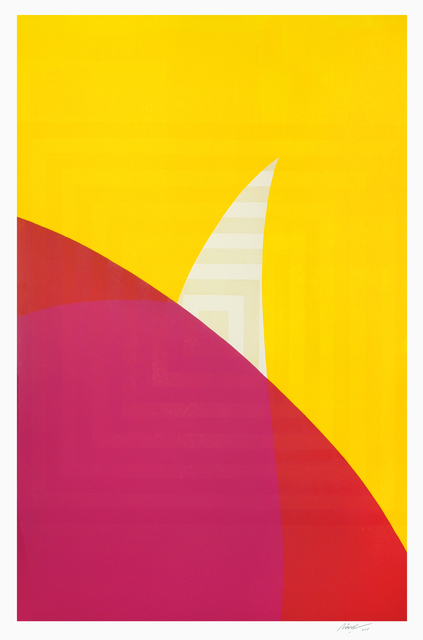 , 'Unite,' 2014, Tandem Press