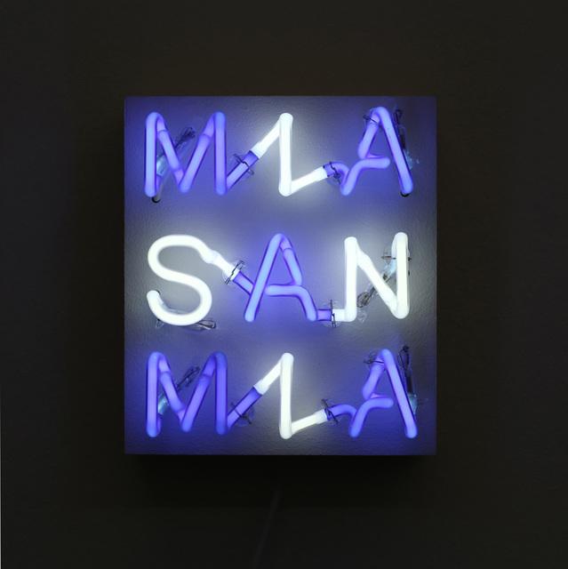 , 'MIASANMIA,' 2014, Walter Storms Galerie