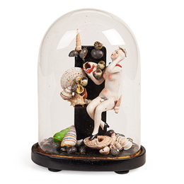 Victorian Porcelain Hermaphrodite