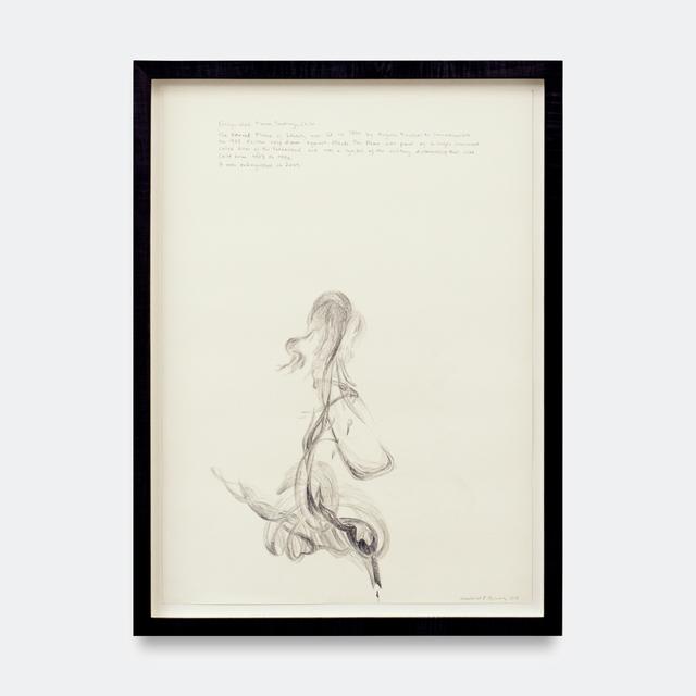 , 'Extinguished Flame,' 2018, V1 Gallery