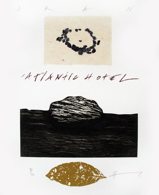 Jan Hendrix, 'Atlantic Hotel 7/60', ca. 2010, Galería Mónica Saucedo